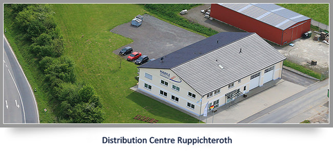Distribution Centre Ruppichteroth, Germany