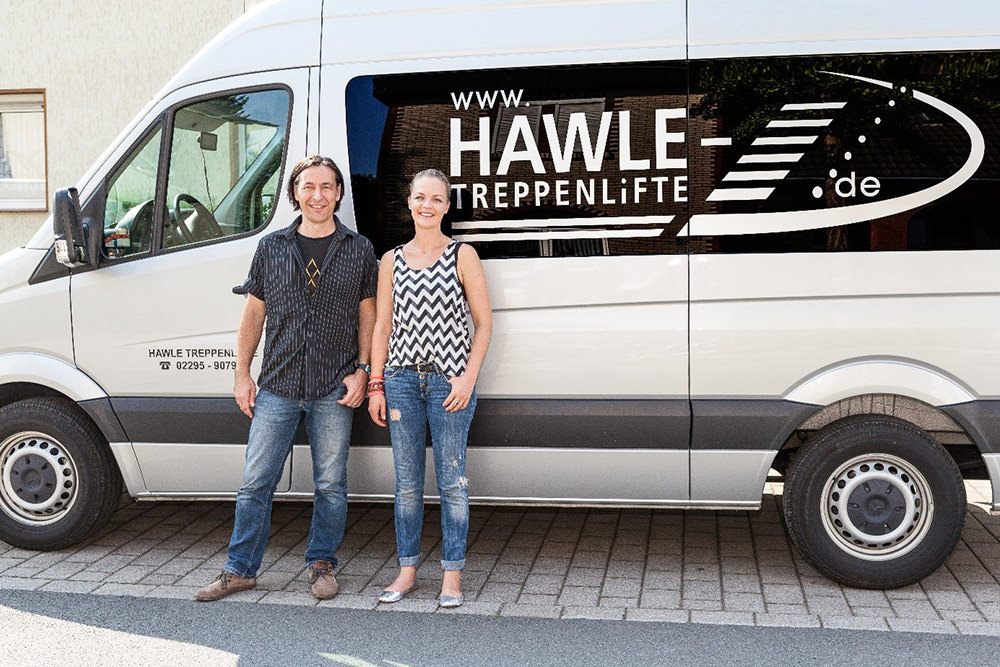 HAWLE Treppenlifte und